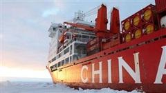 Trung Quốc lăm le bành trướng Bắc Cực, Mỹ lên tiếng