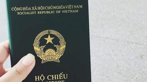 Từ 1/7, công dân Việt Nam không cần phải về quê để làm hộ chiếu