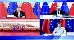 Kết thúc hội nghị thượng đỉnh EU - Trung Quốc: Còn nhiều khác biệt