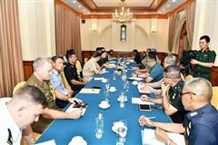 Việt Nam giới thiệu về các hoạt động, hội nghị quốc phòng-quân sự ASEAN 2020