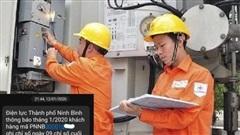 EVN Ninh Bình yêu cầu khách hàng nghỉ việc đi kiểm định điện kế