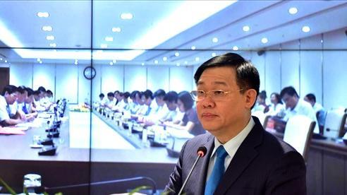 Bí thư Thành ủy Vương Đình Huệ đề nghị bàn giải pháp tăng trưởng cao hơn mức 3,39%