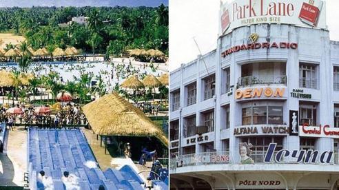 5 địa danh nức tiếng Sài Gòn giờ đã biến mất vĩnh viễn, xem lại ảnh ngày xưa ai cũng tiếc nuối về những biểu tượng một thời