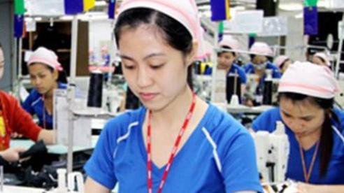 Lao động các doanh nghiệp công nghiệp tăng 1,1%