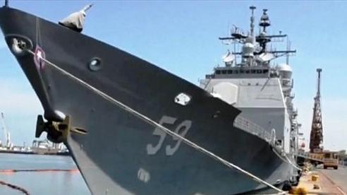 Diễn tập hải quân Ấn Độ - Nhật Bản giữa lúc căng thẳng Trung - Ấn