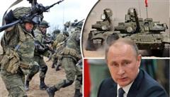 Mỹ-NATO: Các nước Baltic đang gặp nguy hiểm