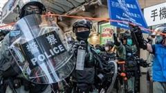 Trung Quốc thông qua luật an ninh quốc gia áp đặt với Hong Kong