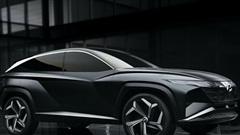 Tucson năm sau mới có thể ra mắt, Hyundai vẫn tìm cách hâm nóng dư luận xoay quanh
