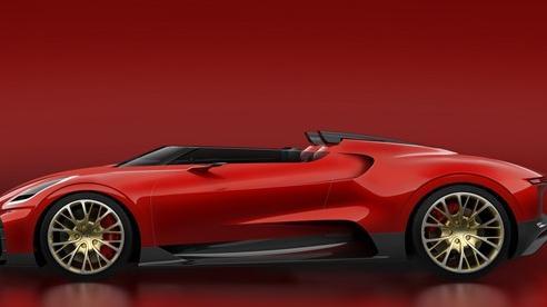 Bugatti lại làm Chiron siêu phẩm 'móc túi' đại gia