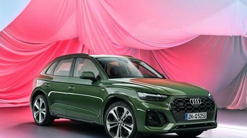 Audi Q5 facelift 2021: Thiết kế sắc sảo, công nghệ hiện đại đấu BMW X3