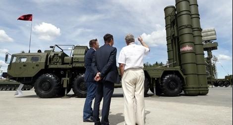 Mỹ tính mua tên lửa S-400 của Nga từ tay Thổ Nhĩ Kỳ