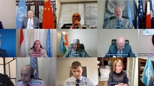 Mỹ và phương Tây bất đồng với Nga về cơ chế viện trợ cho Syria