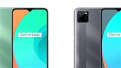 Realme C11 ra mắt: Màn hình 'giọt nước', camera kép, Helio G35, pin 5000mAh, giá 2.3 triệu đồng