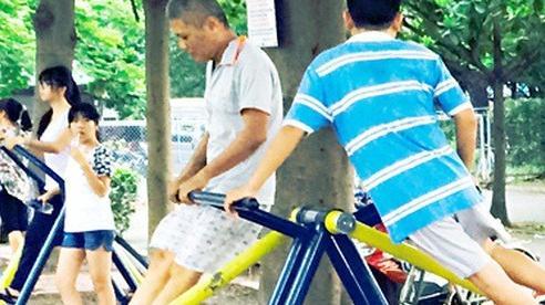 Đồng Nai nhân rộng trang bị dụng cụ tập luyện thể dục nơi công cộng