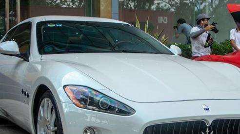 Kỳ công nửa tháng 'đổi màu' Maserati GranTurismo với màu sơn tán sắc lấy cảm hứng từ hypercar Aston Martin Valhalla