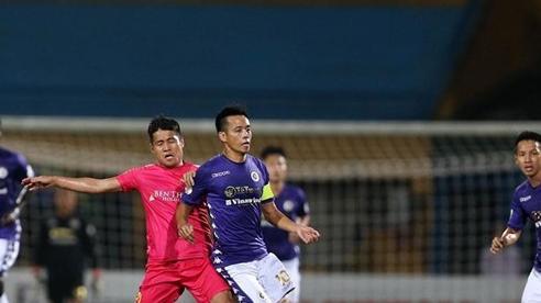 Văn Quyết đá hỏng penalty, Hà Nội thua Sài Gòn trên sân nhà