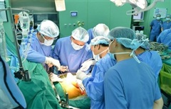 Bệnh viện Đại học Y Dược TP Hồ Chí Minh thực hiện thành công ghép gan cho 11 trường hợp