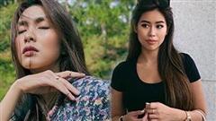 Hà Tăng xinh đẹp ngút ngàn trên bìa tạp chí, Tiên Nguyễn có ngay động thái gây chú ý vì quá mê nhan sắc chị dâu