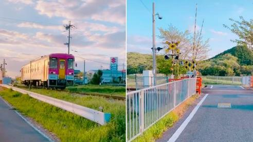 Dạo một vòng quanh khu mình sống, chàng trai khiến dân mạng sửng sốt bởi vẻ đẹp như trong truyện tranh ở vùng nông thôn Nhật Bản