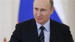 Tổng thống Nga kêu gọi người dân bỏ phiếu vì tương lai tốt đẹp