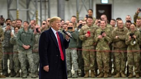 Muốn 'răn đe' Nga, rốt cục Tổng thống Trump không rút quân khỏi Đức