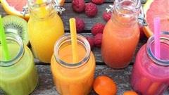Các công thức nước ép hoa quả giúp da trắng sáng mịn màng