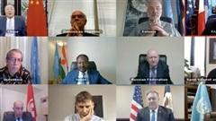Hội đồng Bảo an thảo luận trực tuyến về đề mục Không phổ biến vũ khígiết người hàng loạt