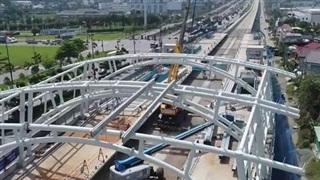 Tp.HCM tháo gỡ khó khăn, đẩy nhanh tiến độ 2 dự án metro