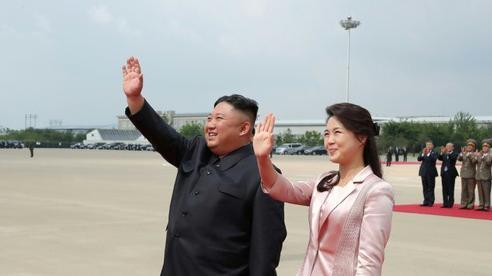 Đệ nhất phu nhân Triều Tiên bị xúc phạm