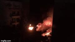 Nổ lớn làm rung chuyển thủ đô Iran, ít nhất 19 người chết