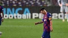 Đừng khóc cho Messi và Barca, phép màu  bay rồi