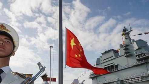 Trung Quốc tập trận tại xung quanh quần đảo Hoàng Sa