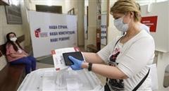 Người Nga đi bỏ phiếu về khả năng cho Putin tại nhiệm đến 2036