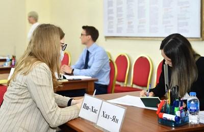 Ba điểm bỏ phiếu về tán thành các sửa đổi Hiến pháp Liên bang Nga tại Việt Nam