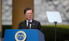 Tổng thống Hàn giục Mỹ - Triều tổ chức thượng đỉnh mới