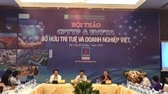 Sở hữu trí tuệ - Chìa khóa thành công của doanh nghiệp Việt
