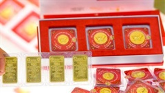 Giá vàng trong nước tiếp tục tăng 'đội nóc' tới gần 50 triệu đồng/lượng