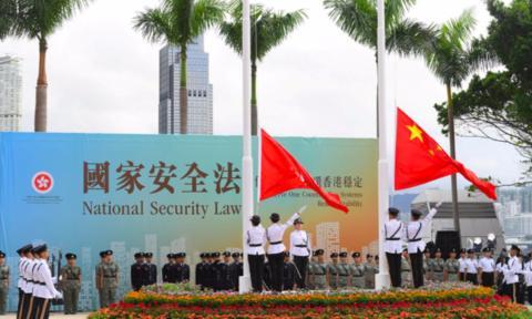 Hôm nay luật an ninh quốc gia mới có hiệu lực tại Hong Kong
