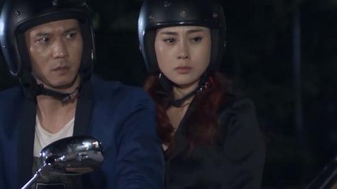 Phương Oanh và Hà Việt Dũng nói gì khi lần 2 'nên duyên màn ảnh'?