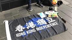 Cảnh sát Hong Kong bắt giữ người đầu tiên vi phạm luật an ninh mới