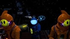 Game thủ Steam đổ xô chơi game co-op kinh dị ngoài không gian cực hot Unfortunate Spacemen, đã thế còn miễn phí 100%
