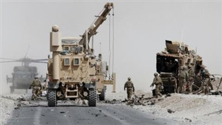 Mỹ hay Nga đang 'cay cú' ở Afghanistan?