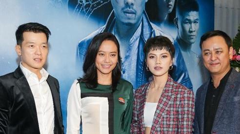 Trương Ngọc Ánh - Hồng Ánh dự showcase 'Đỉnh mù sương': Phim võ thuật đỉnh cao của Việt Nam đầu tư hơn 11 tỷ đồng