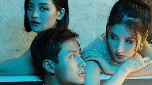 Lộ ảnh 'tình yêu tay ba' của diễn viên 'Tình yêu và tham vọng'