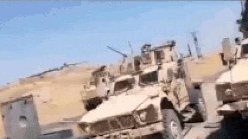 Cơ giới đụng độ 'như cơm bữa', Nga tính buộc Mỹ phải muối mặt rút quân khỏi Syria?