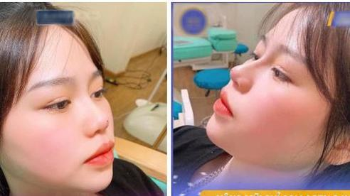 Xôn xao hình ảnh Huỳnh Anh (bạn gái Quang Hải) đi phẫu thuật thẩm mỹ: Chủ nhân bức ảnh nói gì?