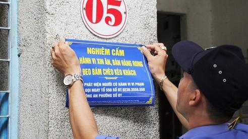 Đà Nẵng ra quân xử lý tình trạng lang thang xin ăn