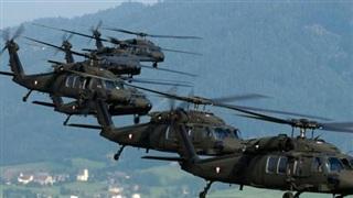 GNA nhận trực thăng xịn của Thổ giữ chặt Misrata