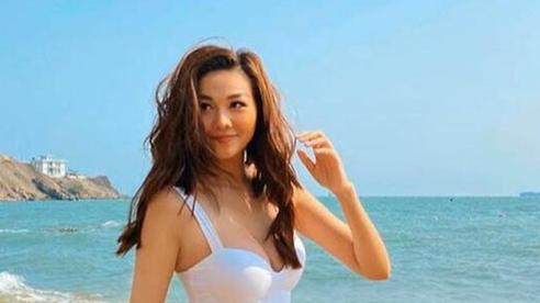 Thanh Hằng công bố vòng eo 51cm, fan 'tụt huyết áp' hô vang xứng danh chị đẹp!