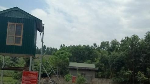Xã, huyện 'làm ngơ' để doanh nghiệp lấp hàng ngàn m2 đất lúa xây nhà xưởng trái phép?
